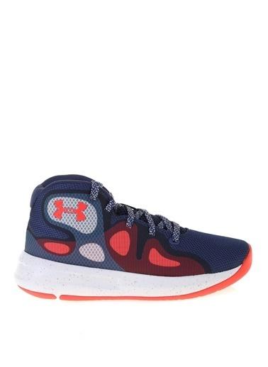 Under Armour Basketbol Ayakkabısı Mavi